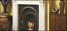 More about our fireplaces